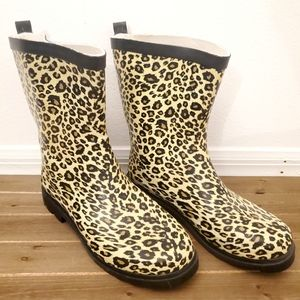 Walmart Shoes | Leopard Print Rain